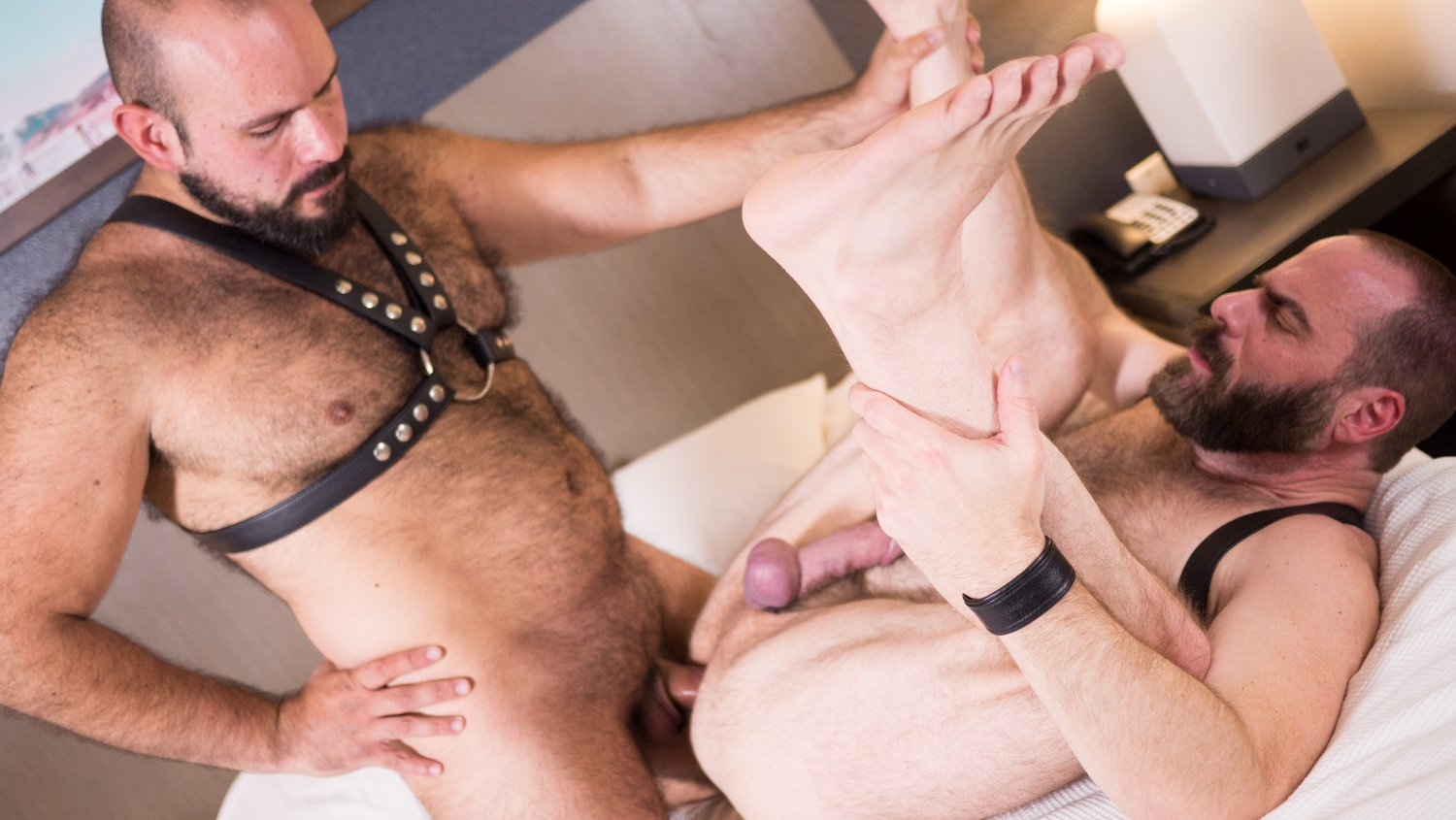 Steve Sommers And Marco Bolt – Hairyandraw