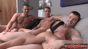 Super-steamy Lads Selfmade Oral Pleasure