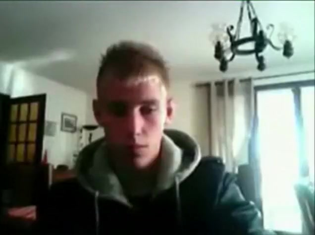 Ash-blonde Web Cam Wanker
