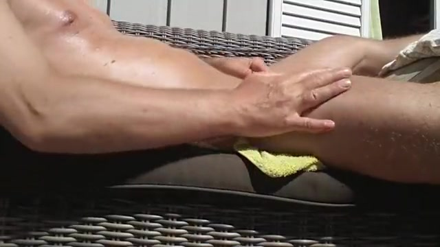 Best Home Made Fag Vid With  Outside,  Solo Masculine Sequences